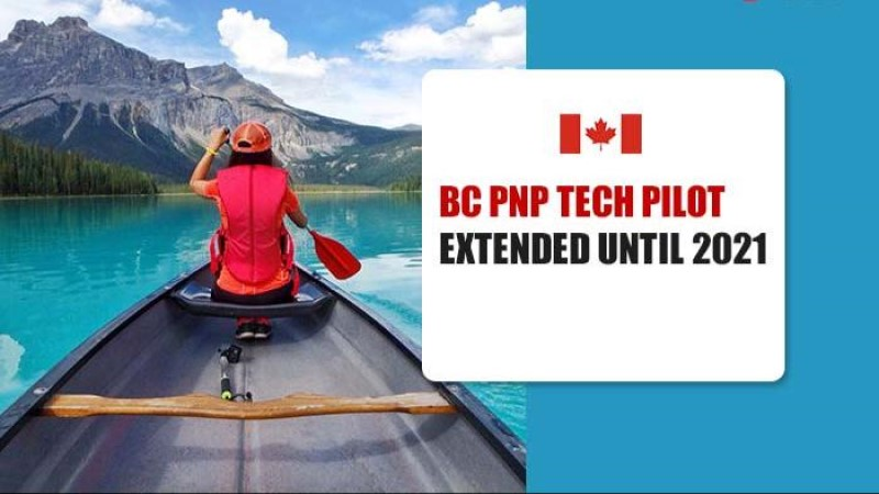 BC PNP extends the Tech Pilot to 2021